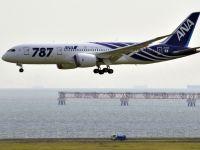Boeing 787, din nou in zbor. Japonia permite operatorilor aerieni sa reia cursele cu aeronavele Dreamliner