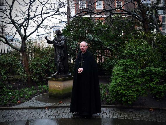 Arhiepiscopul de Canterbury critica sistemul bancar: Marea Britanie e intr-o situatie de depresiune economica, revenirea ar putea dura  o generatie