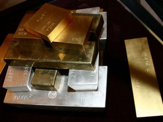 Isarescu reaminteste ca nu creste rezerva de aur din superstitie:  De cate ori am depasit 100 de tone, Romania a patit ceva
