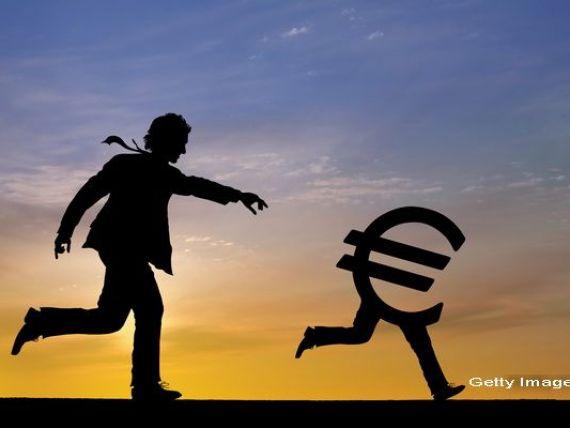 Somajul din zona euro a atins un nou nivel record, de peste 12%