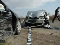 7 raniti in urma unui accident produs pe DN2A, la intrarea in Constanta