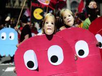 Ziua Muncii, marcata in Europa prin proteste fata de austeritate si somaj