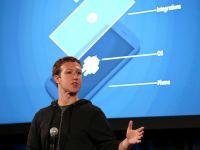 Profitul Facebook a urcat cu 58% in primul trimestru, la 217 milioane de dolari