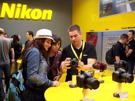 Vanzarile retailerul F64 au crescut cu 25% pe segmentul foto-video in ultimele saptamani