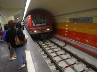 Metroul si autobuzele RATB circula toata noaptea de Inviere