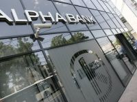 Alpha Bank Grecia evita nationalizarea. Mai multe banci de investitii participa la recapitalizarea institutiei elene