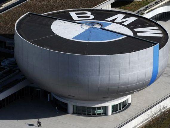 BMW recheama 220.000 de masini, pentru probleme la airbaguri