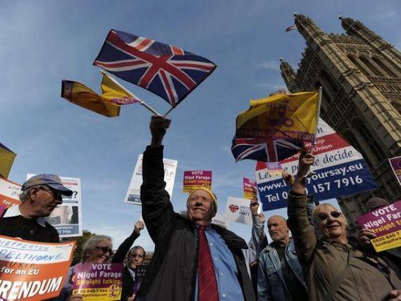 Declaratie bomba la Londra:  UE a devenit un monstru birocratic, Marea Britanie ar avea un mare beneficiu economic daca ar parasi-o.