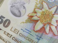 Leul s-a depreciat semnificativ. Cursul de referinta anuntat de BNR a crescut cu 1,93 bani, la 4,4304 lei/euro