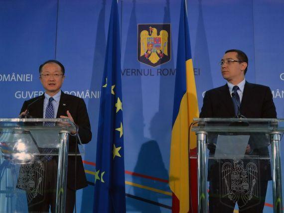 Presedintele BM:  Romania ramane tara cu cele mai inalte nivele ale saraciei din UE