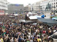 Manifestari de amploare in Spania fata de reducerile din educatie