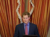 Printul Harry, primit la Casa Alba de Michelle Obama