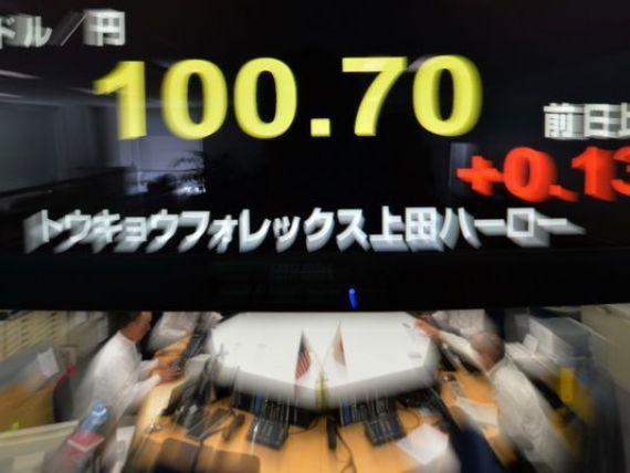 Japonia a depreciat masiv yenul, pentru a-si sprijini exporturile. Coreea de Sud:  Are un impact economic mai grav ca amenintarile Coreei de Nord