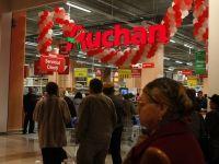 Afacerile Auchan in Romania au depasit o jumatate de miliard de euro. Retailerul a vandut aproape 500 mil. de articole, in 2012