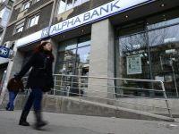 Pierderile inainte de taxe ale Alpha Bank in Romania s-au dublat in primul trimestru, la 12 mil. euro