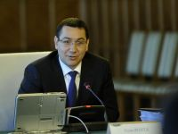 Ponta: Nu luam in calcul varianta suprataxarii celor din mediul privat