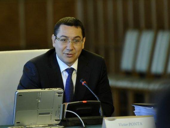 Ponta nu renunta la ideea supraimpozitarii bugetarilor si spune ca majorarile de salarii ar trebui sa se faca pe categorii de venituri si profesii