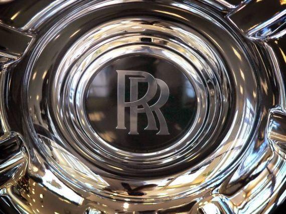 Rolls-Royce participa la crearea super-masinii cu motor de avion de vanatoare, care va depasi 1.600 km/h. FOTO