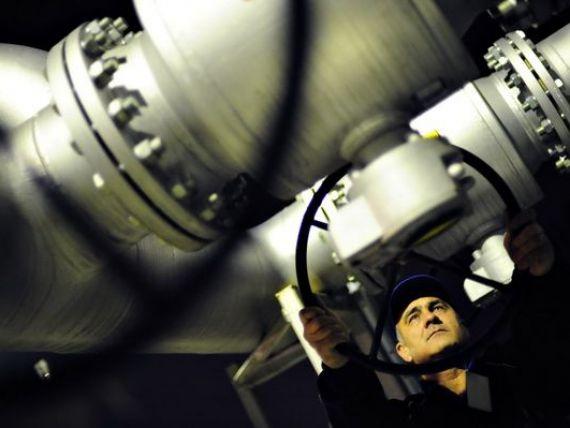 Profitul Transgaz a scazut cu 4% in primul trimestru, la 181 mil.lei, la venituri mai mici cu 3%