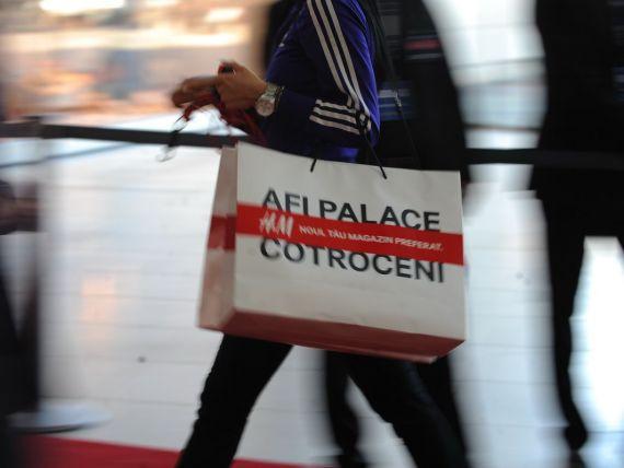 Vanzarile retailerilor din AFI Cotroceni au urcat cu 1,6%, la 47 milioane de euro. 15% au mers la chirii