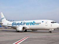Blue Air, cumparata cu 30 milioane de euro de o firma infiintata in urma cu o luna de 4 actionari romani