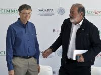 Bill Gates redevine cel mai bogat om al Planetei, surclasandu-l pe Carlos Slim