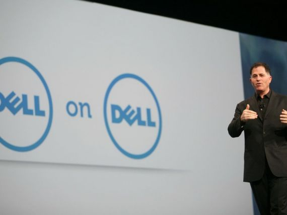 Dell, in cadere libera. Profitul companiei a scazut cu 79%