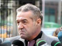 Pedeapsa lui Gigi Becali, marita cu sase luni de inchisoare de Tribunalul Bucuresti