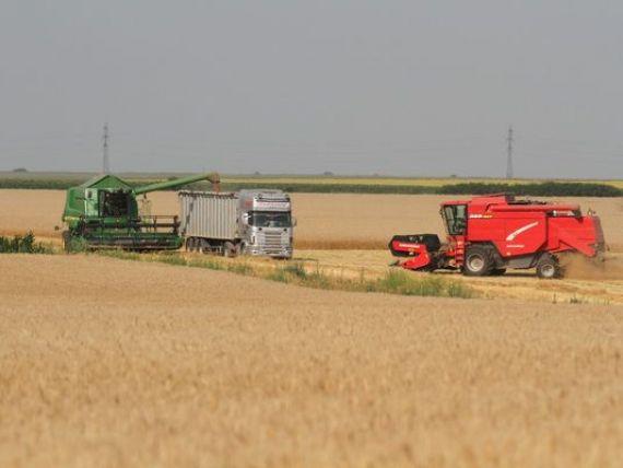 Fermierii care arendeaza terenurile vor primi subventii cu 20% mai mari din 2014