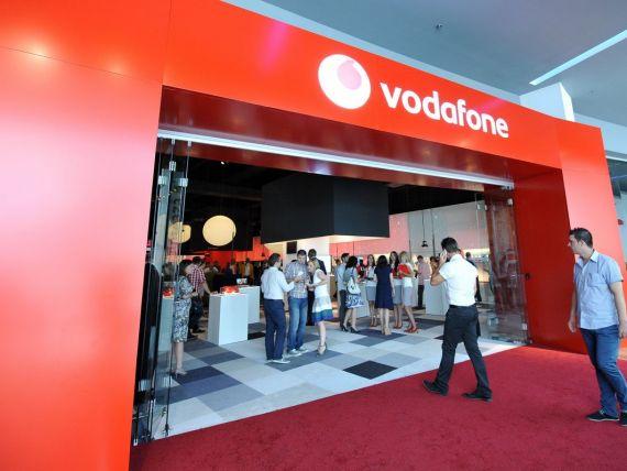 Veniturile Vodafone in Romania au scazut cu 5% in anul fiscal trecut, la 770 milioane de euro