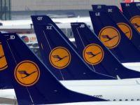Pilotii Lufthansa ameninta cu intrarea in greva