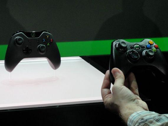 Microsoft lanseaza Xbox One, noua consola de jocuri
