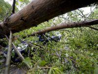 29 de localitati din 16 judete au fost afectate in urma vijeliei de joi