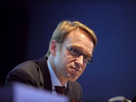 Declaratie incredibila a sefului Bundesbank: UE ar trebui sa lase statele cu probleme financiare sa intre in faliment