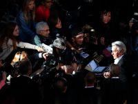 Fostul sef al FMI, Dominique Strauss-Kahn, pe covorul rosu, la Cannes