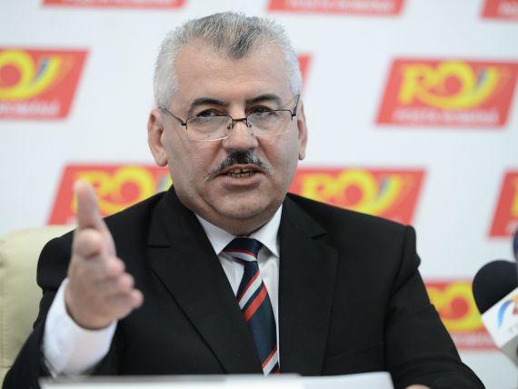 Fostul sef al Postei Romane, Ion Smeeianu, numit reprezentant al statului in AGA Transgaz