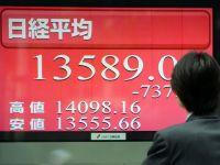 Bursa de la Tokyo inregistreaza o noua corectie brutala, de peste 5%, dupa 7,3% joia trecuta