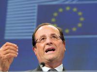 """Presedintele Francois Hollande consterneaza Bruxellesul: """"Comisia Europeana nu poate dicta Frantei ce sa faca!"""""""