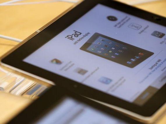 Victime colaterale. Japonezii cumpara tabletele iPad cu 20% mai scumpe, din cauza deprecierii masive a yenului