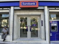 Eurobank, proprietarul Bancpost, a inregistrat in primul trimestru un profit net de 4,3 mil. euro in Romania