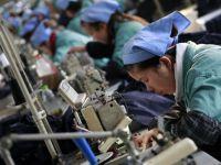Chinezii cauta forta de munca ieftina in Europa de Est. Investitorii ar putea produce textile in Bulgaria, in contextul cresterii costurilor in China
