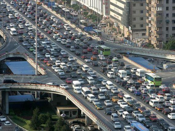 Tara cu cele mai mari preturi la masini din cauza traficului supraaglomerat
