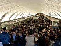 4.500 de persoane, evacuate in urma unui incendiu la metroul din Moscova