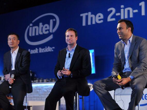 Intel: Laptopurile 2 in 1 vor inlocui curand tabletele