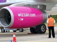 """O aeronava Wizz Air, care decolase din Bucuresti, a aterizat de urgenta la Roma. Compania aeriana: """"Nimeni nu a fost ranit"""""""