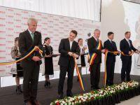 Bosch a deschis inca o fabrica la Blaj. Nemtii au investit 50 milioane de euro si creeaza 300 de locuri de munca