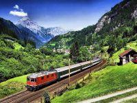 Uitati de rutele clasice. Cele mai interesante calatorii cu trenul prin Europa. Preturile pornesc de la 32 euro