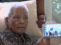 Nelson Mandela a petrecut a doua noapte in spital