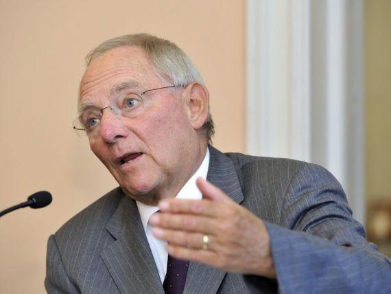 Schauble apara politica monetara a BCE la Curtea Constitutionala a Germaniei