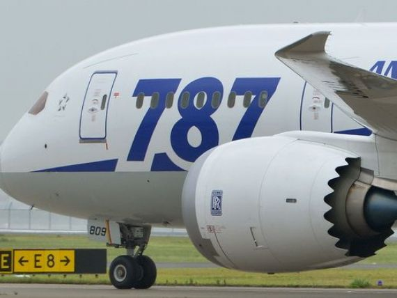 Dreamliner, din nou la sol. Zbor anulat in Japonia dupa ce un motor al aeronavei nu a pornit